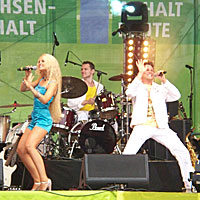 Partyband in Zürich 14