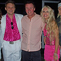 Partyshowband mit Paul Young 7